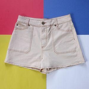 Modern Women's Sandro Paris Fancy Short Pockets